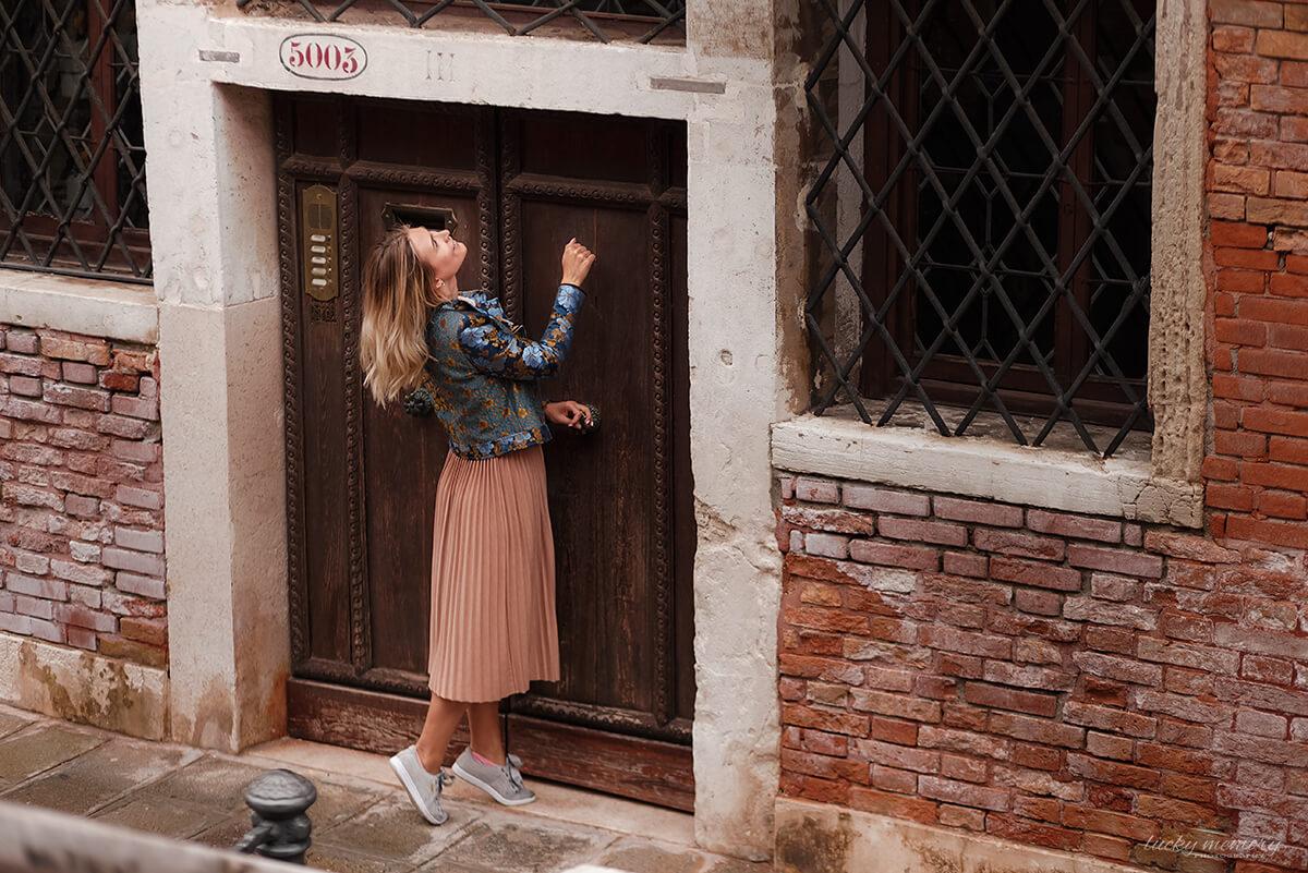 Portrait Shoot Venedig
