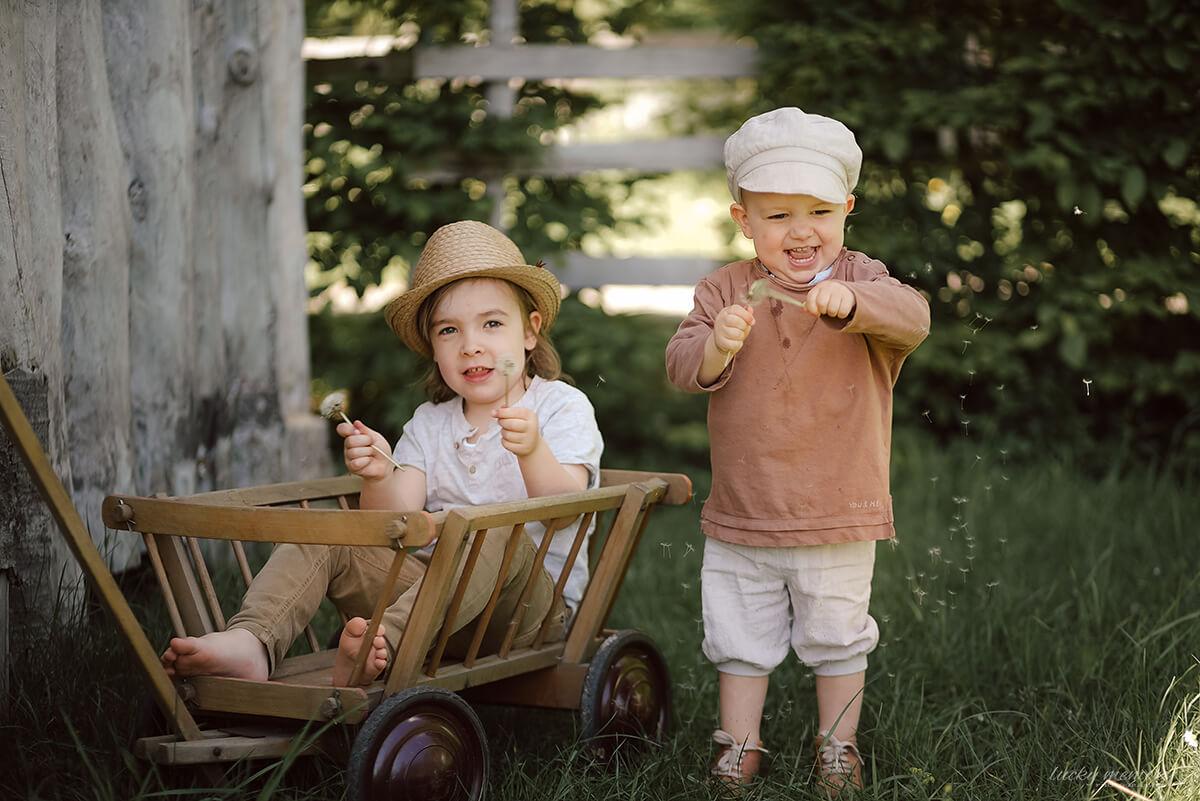 Kinderfotograf München