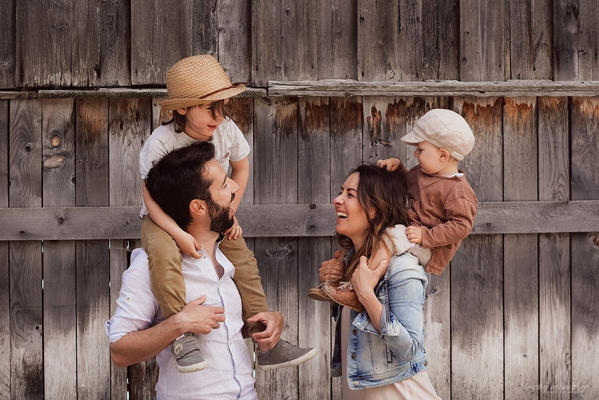 Familienfotoshooting München