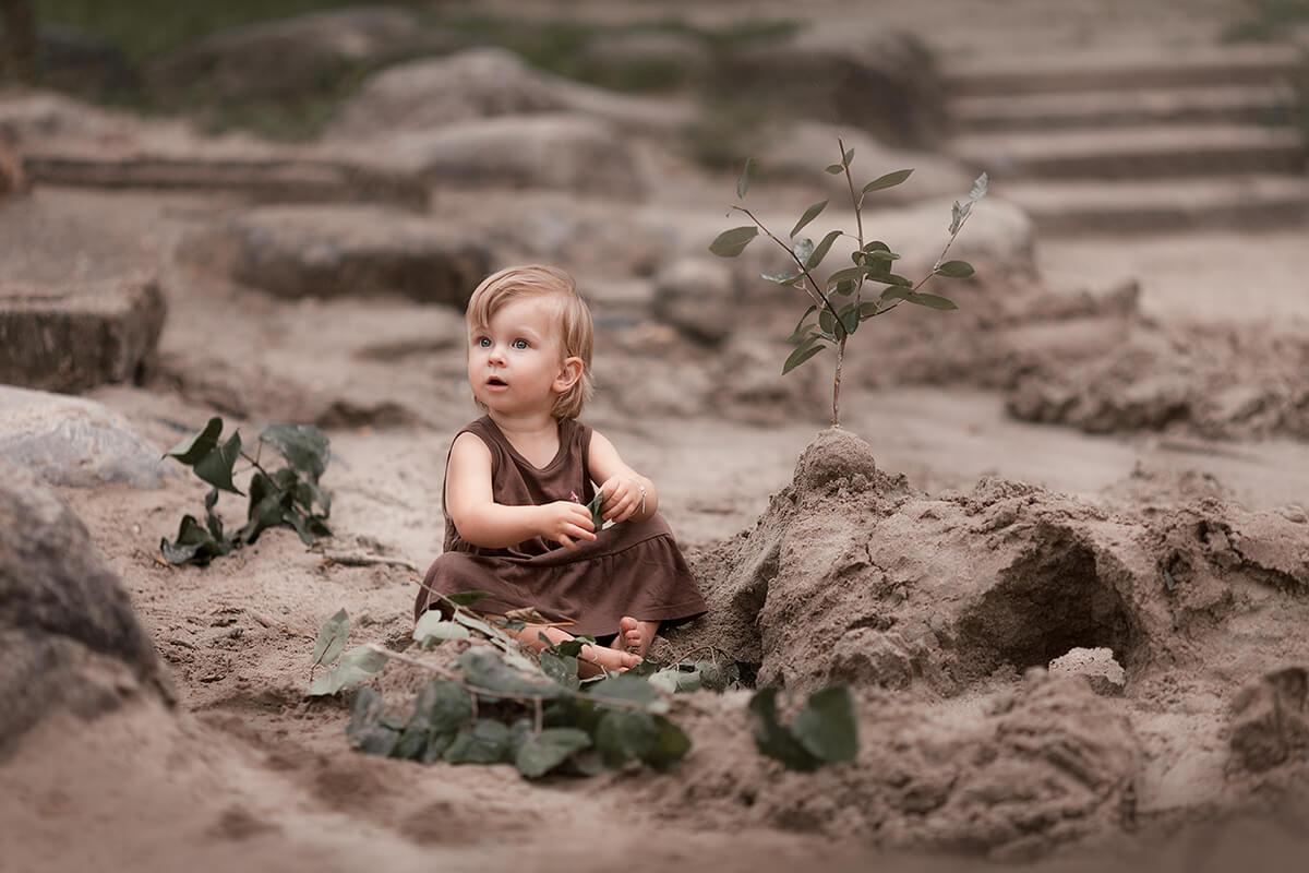 kinder in der natur kinderfotograf münchen