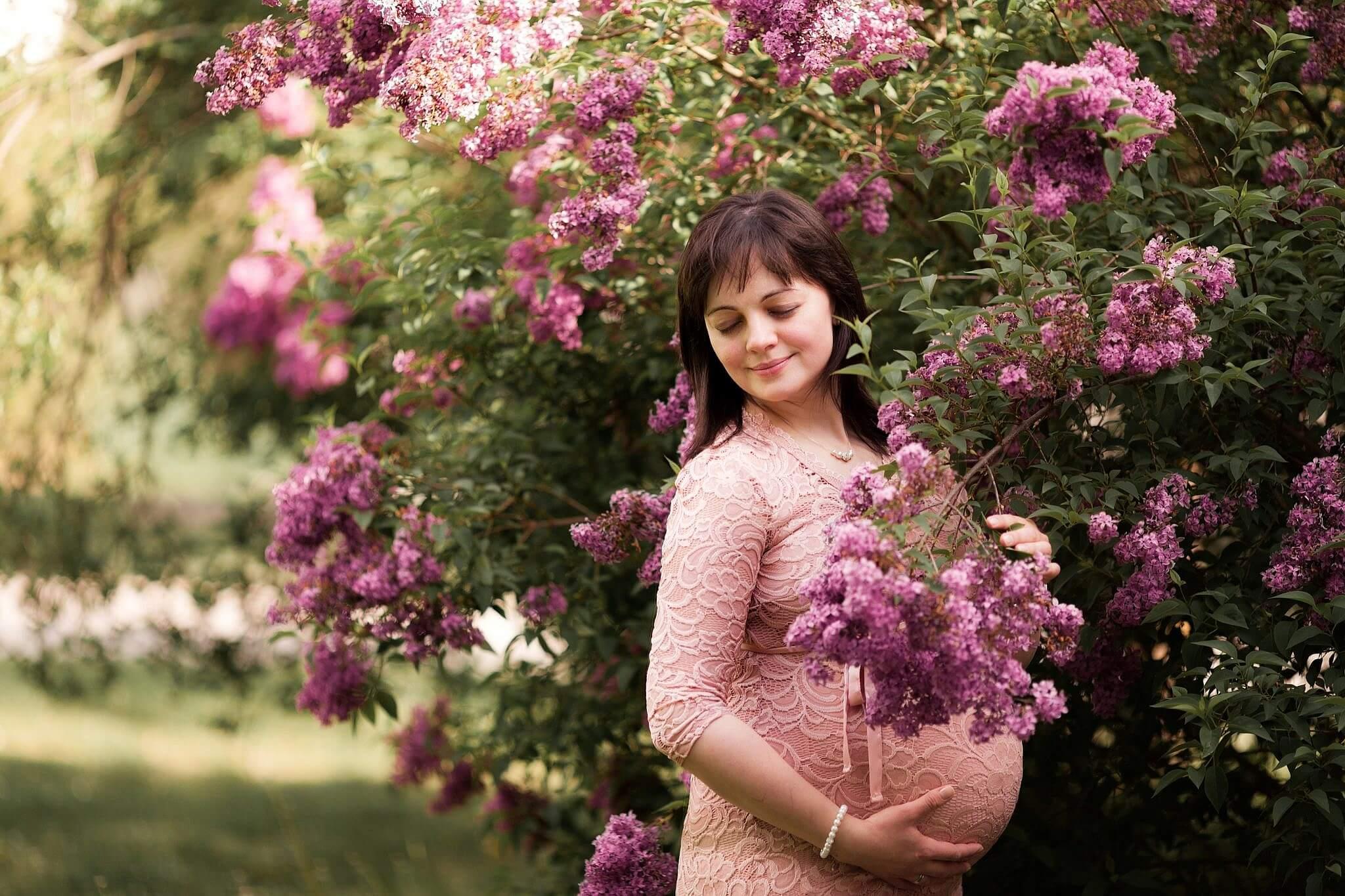 Schwangerschaftsfotografie in Munchen