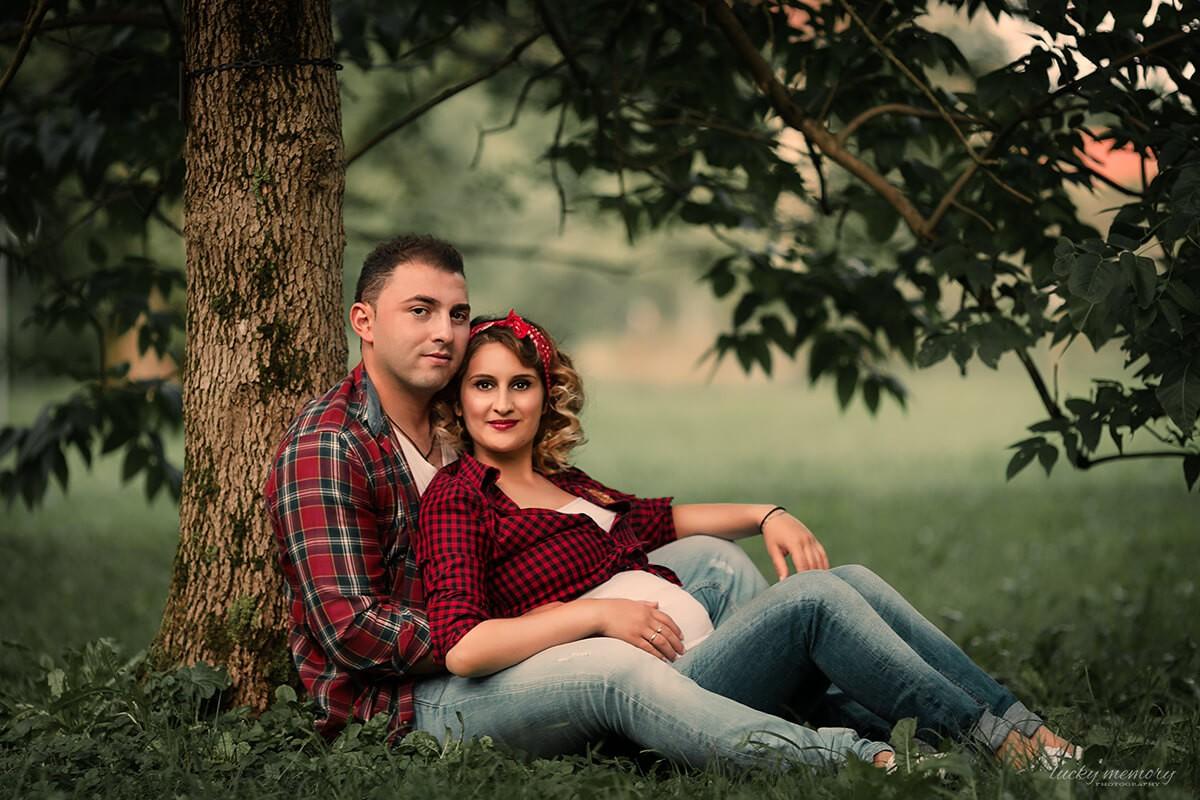 Schwangerschaft-FotoshootingMünchen