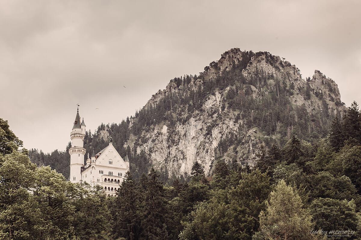 Hochzeitsfotografie Schloss Neuschwanstein