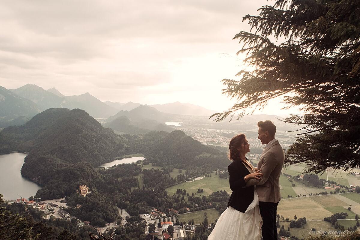Hochzeitsfotograf München Schwangau