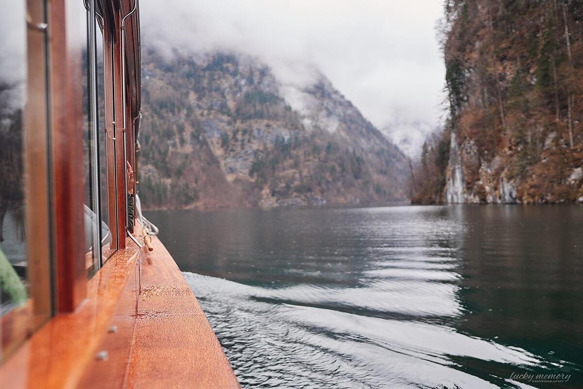 Schifffahrt Königssee