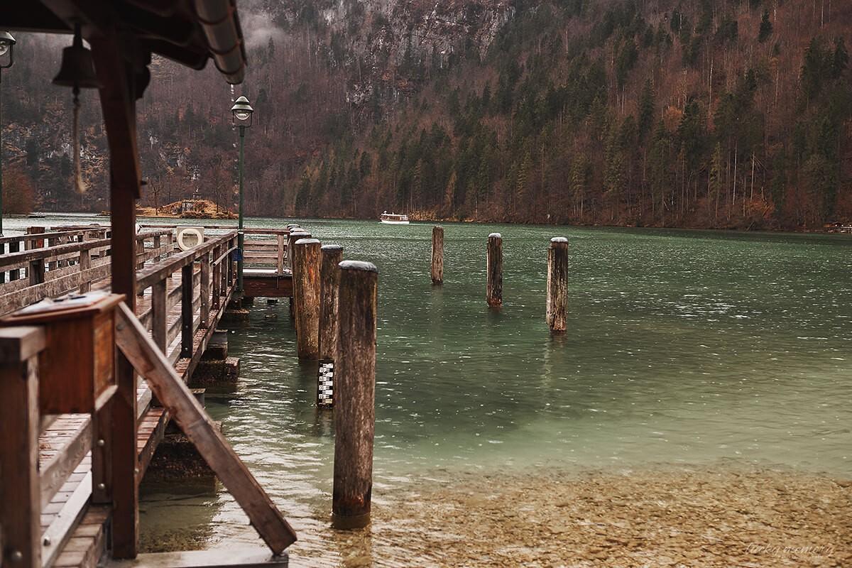 Alpen am Königssee