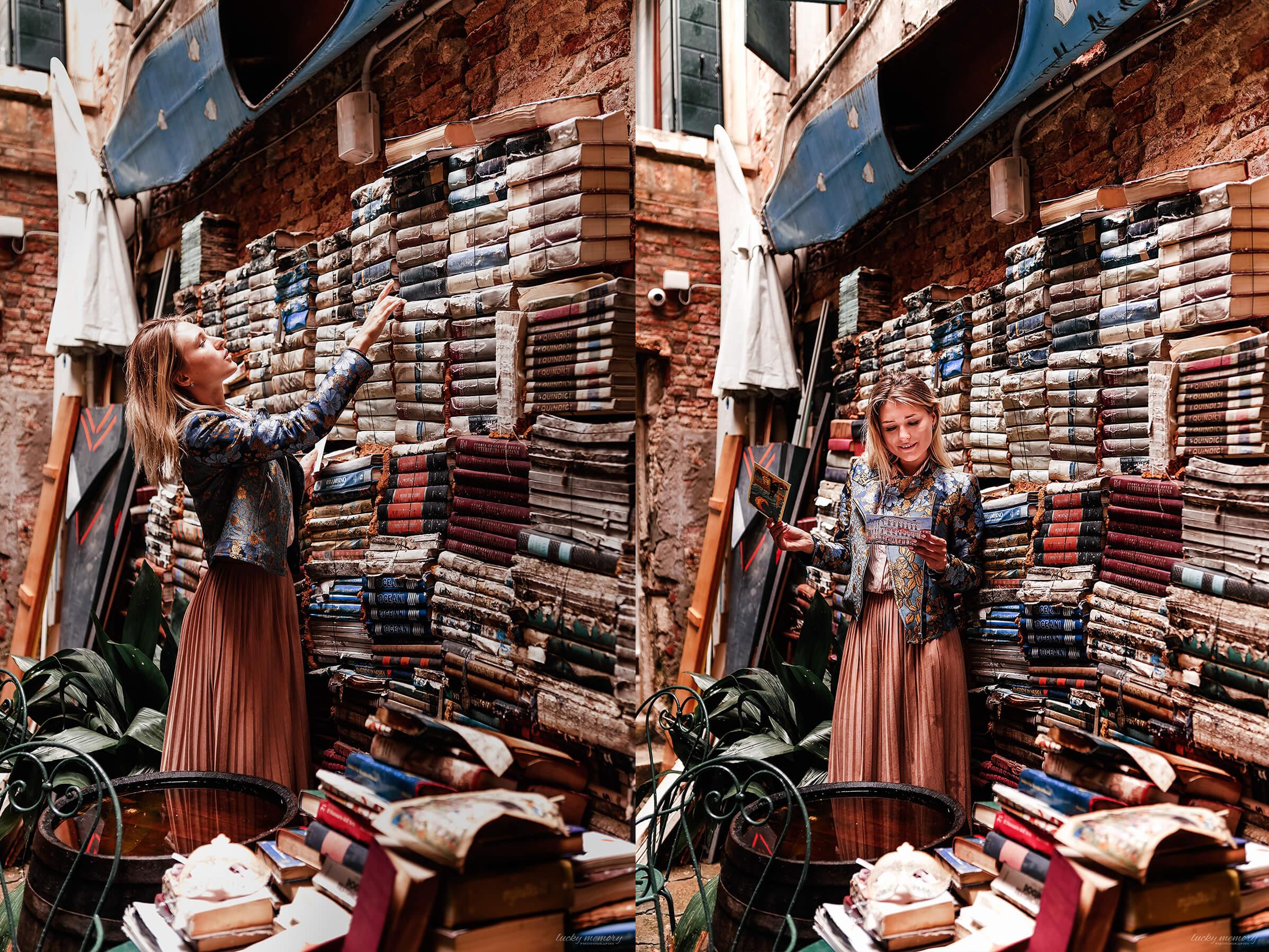 Portrait Fotoshooting Italien
