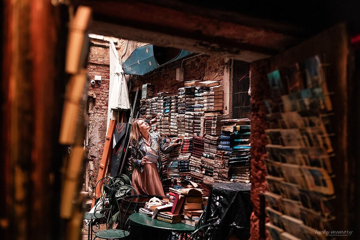 Portrait Fotoshoot Italien