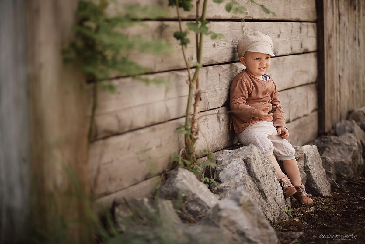 Kinderfotoshooting München