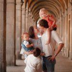 Ирина, Максим и их детки