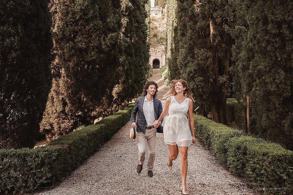 Hochzeit in Italien - Hochzeitsfotograf