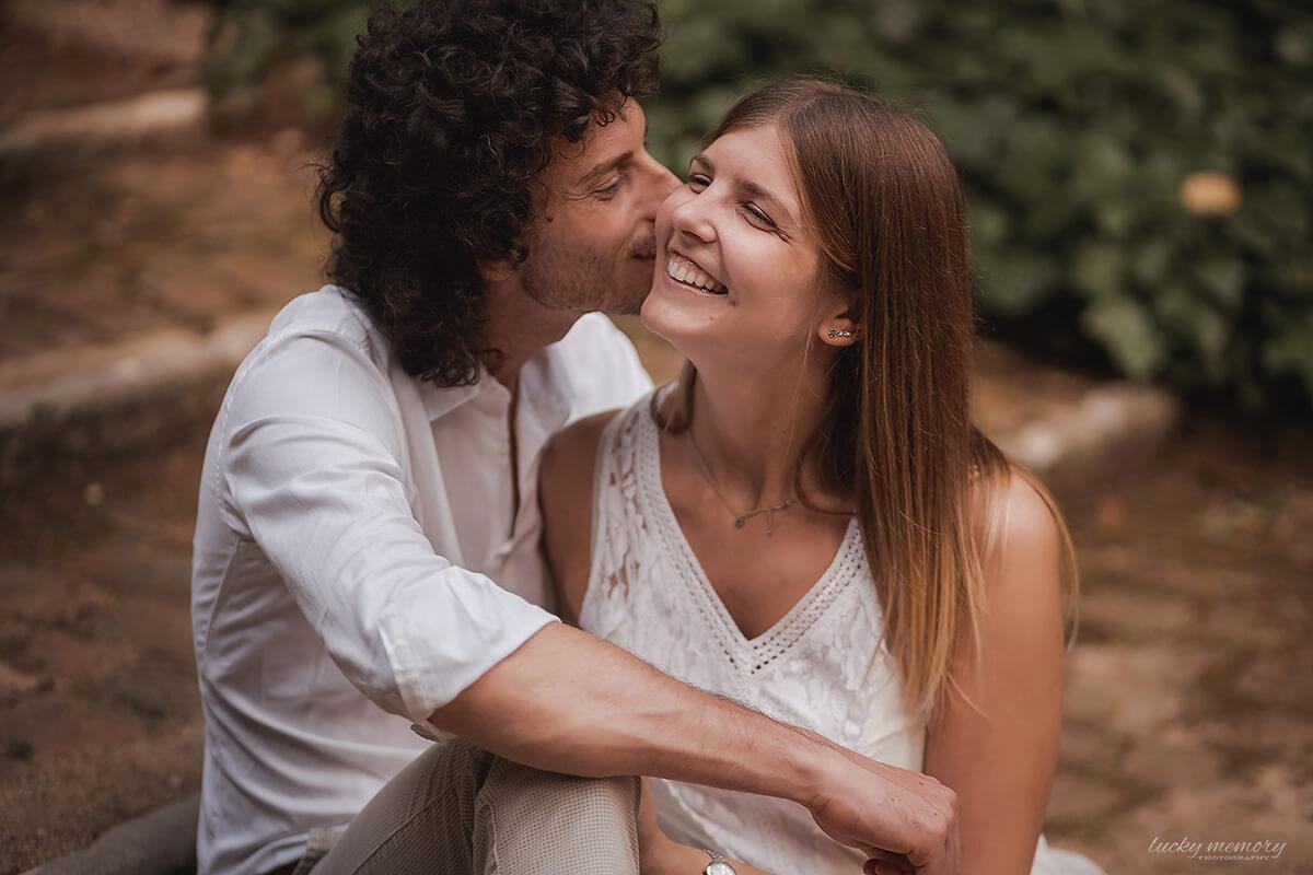 Love Story Fotoshooting Italien
