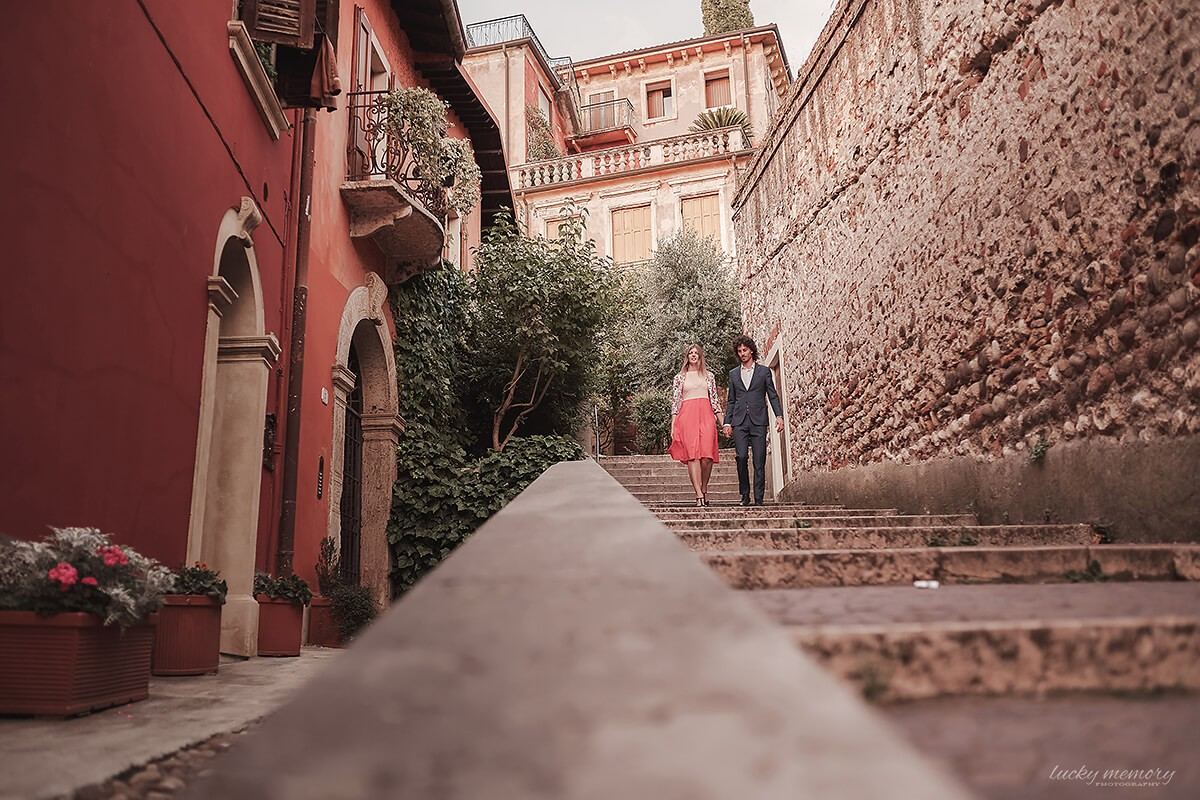 love story fotoshooting in verona