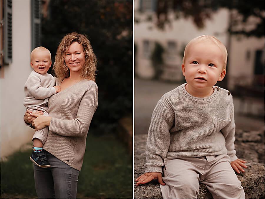 Mama Kind Fotoshooting München