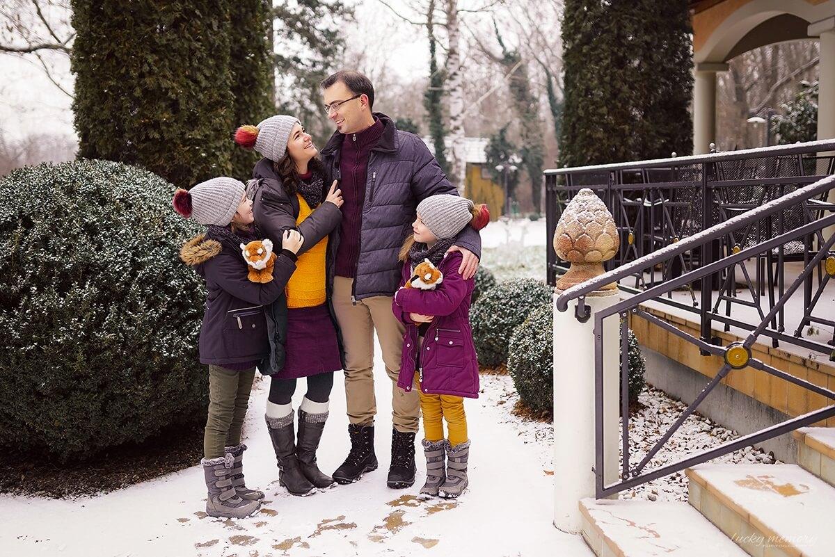 winter familienfotografie münchen