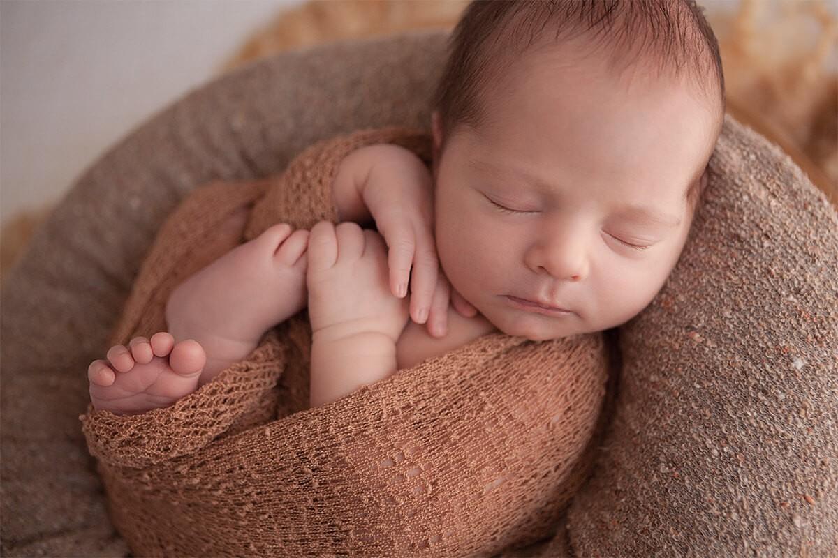 Neugeborenenfotografie München