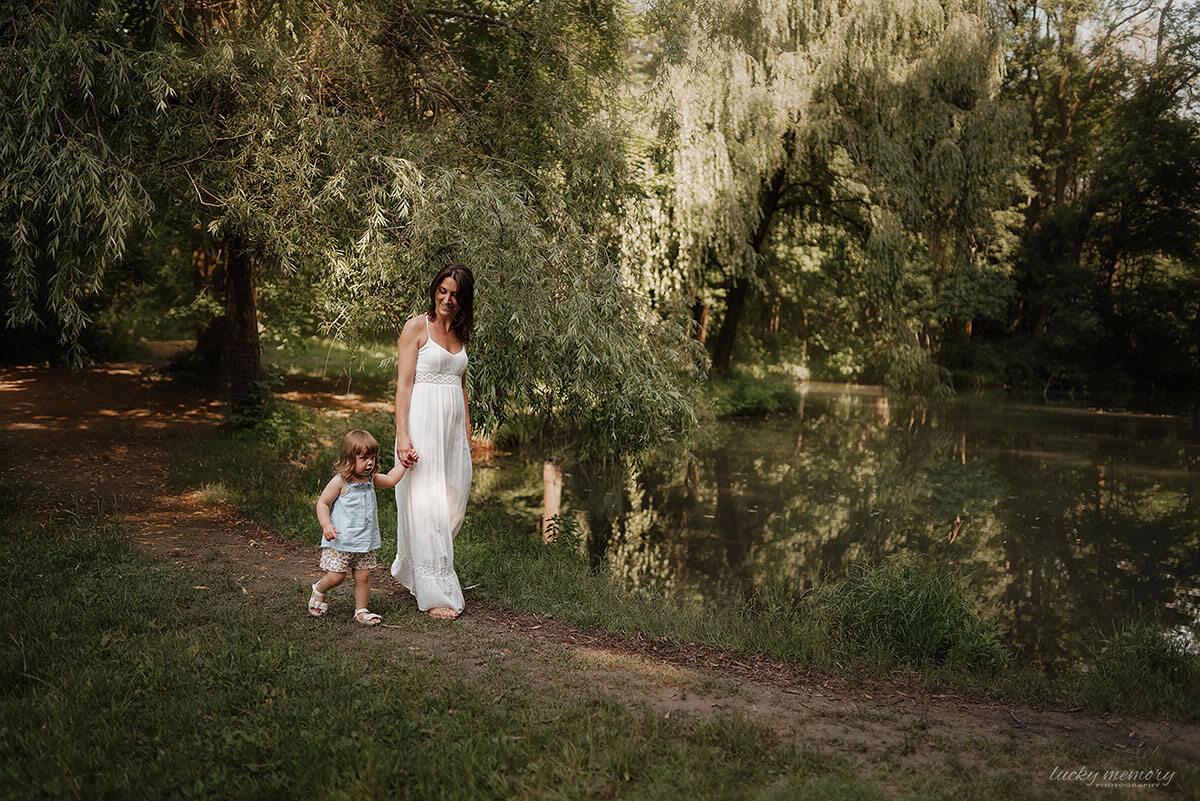 Familienfotografie in Englischem Garten