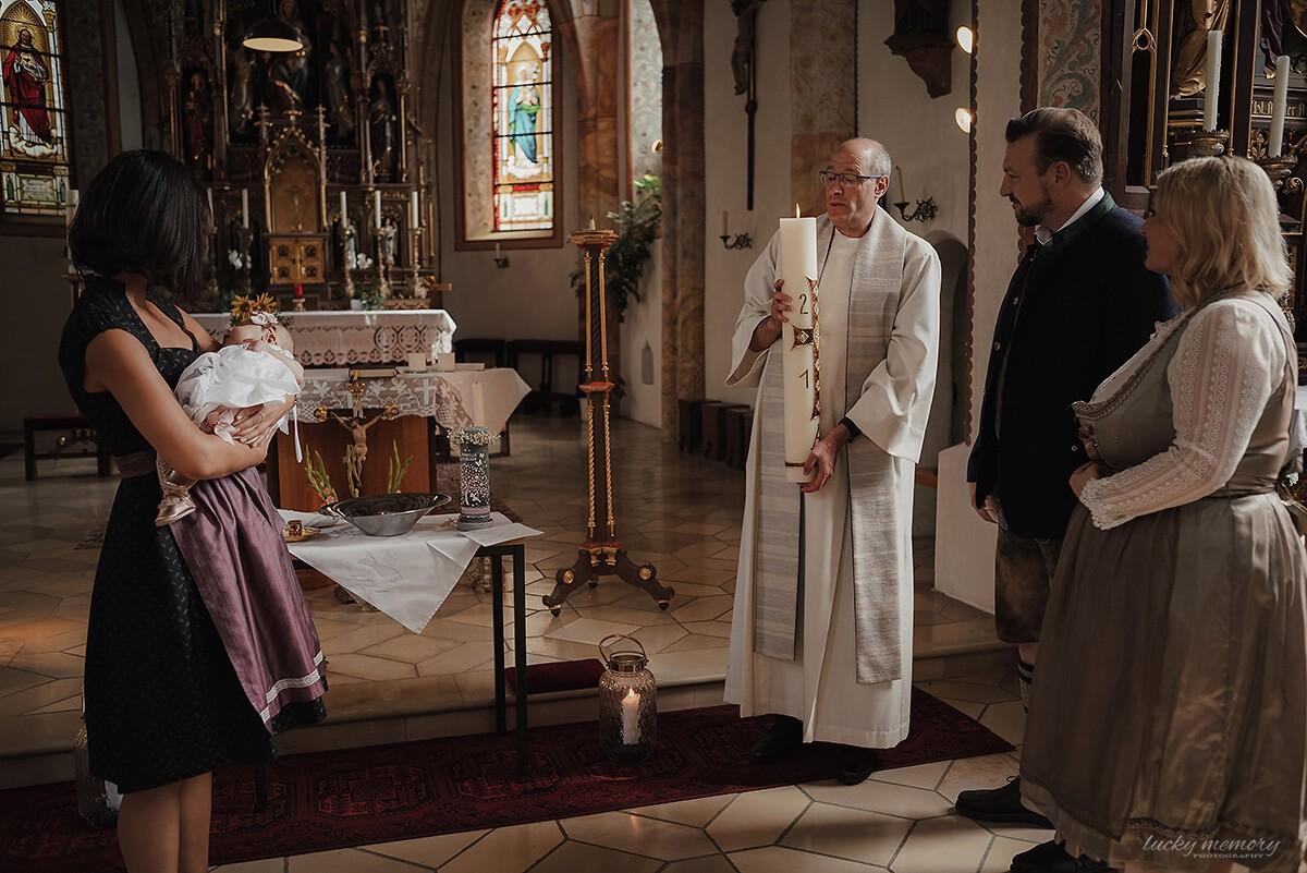 Fotograf für Taufe München