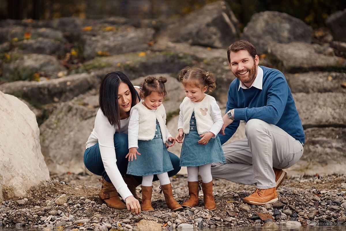 Familie mit Kinder Fotografie München