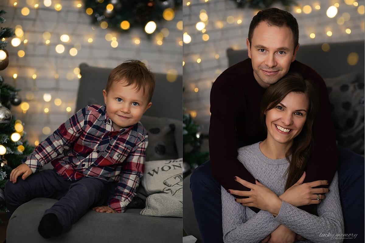 Weihnacht Fotoshooting München