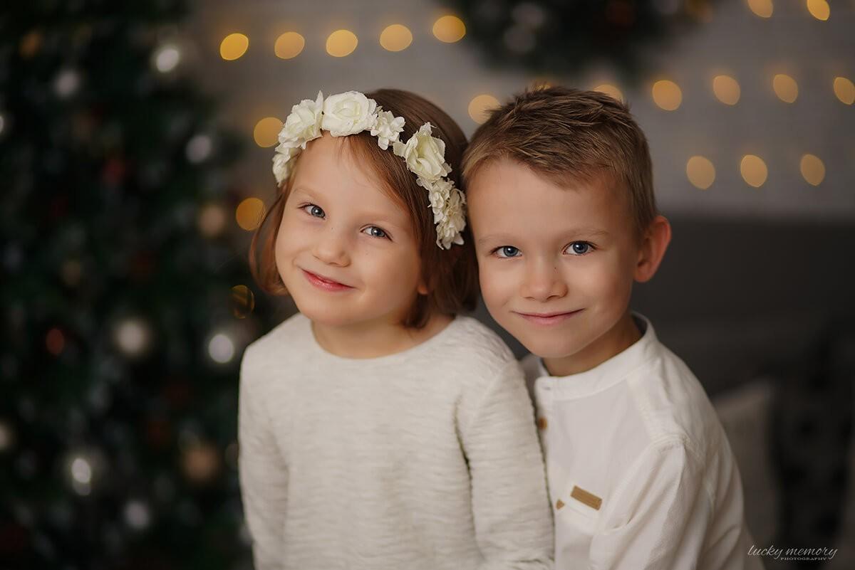 Schöne Weihnachtsfotos