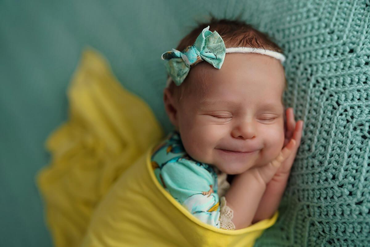 Schwangerschaft Fotografie bei Neugeborenen Shooting