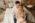Romantisches Babybauch Shooting im Münchener Fotostudio im gemütlichen Boho Stil