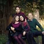 Familienfotografie mit Teenagern